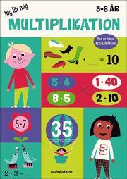 Jag lär mig multiplikation