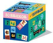 Sifferdomino : Jag lär mig siffror – 30 brickor