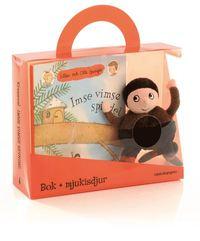 Imse vimse spindel - Presentf�rpackning : Bok + mjukisdjur (kartonnage)