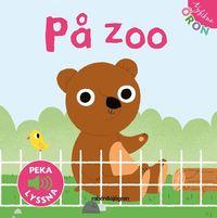 Nyfikna �ron - P� zoo  - Peka - Lyssna (kartonnage)