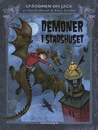 Demoner i Stadshuset (e-bok)