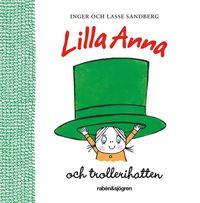 Lilla Anna och trollerihatten (kartonnage)