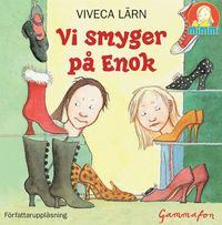 Vi smyger p� Enok (mp3-bok)
