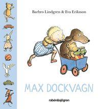 Max dockvagn (kartonnage)
