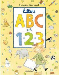 Ellens ABC+123 (inbunden)
