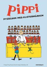 Pippi pysselbok med klistermärken