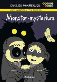 Familjen Monstersson. Monster-mysterium (h�ftad)