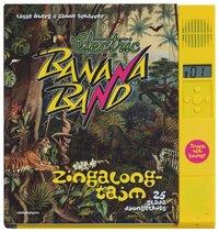 Zingalongtajm med Electric Banana Band : 25 glada djungelhits (inbunden)