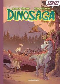 Dinosaga (inbunden)