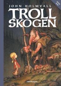Trollskogen (kartonnage)