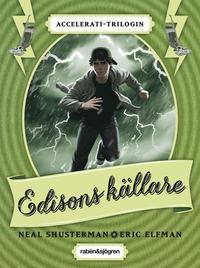 Edisons k�llare (inbunden)