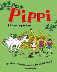 Pippi i Humleg�rden (inbunden)