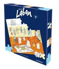 Lilla Spöket Laban Pussel 36 bitar (spel)