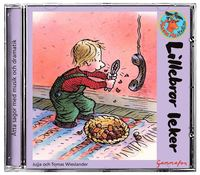 Lillebror leker - Hallå i telefon (mp3-bok)