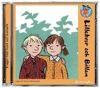 Lillebror och Billan - Leker studsbollar (mp3-bok)