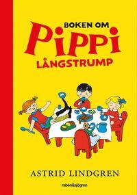 Boken om Pippi L�ngstrump (inbunden)