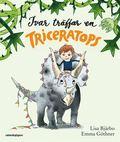 Ivar tr�ffar en Triceratops