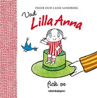 Vad Lilla Anna fick se (kartonnage)