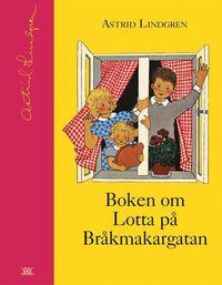 Boken om Lotta p� Br�kmakargatan (inbunden)