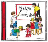 Barnen i Bullerbyn (ljudbok)