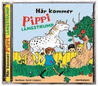 H�r kommer Pippi L�ngstrump (ljudbok)