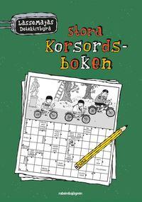 LasseMajas stora korsordsbok (ljudbok)