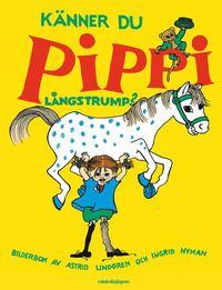 K�nner du Pippi L�ngstrump? (inbunden)