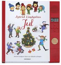 Astrid Lindgrens jul : Astrid Lindgren l�ser sju �lskade julsagor (inbunden)