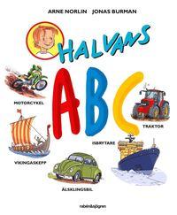 Halvans ABC (kartonnage)