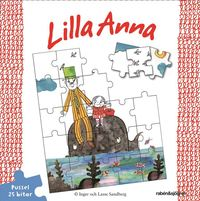 Lilla Anna pussel 25 bitar (spel)
