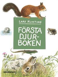 F�rsta djurboken : d�ggdjur groddjur kr�ldjur (kartonnage)
