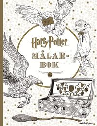 Harry Potter m�larbok (h�ftad)