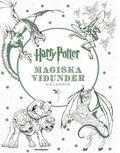 Harry Potter - Magiska vidunder M�larbok