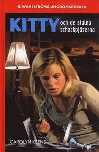 Kitty och de stulna schackpj�serna (inbunden)