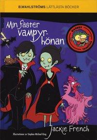 Min faster vampyrh�nan (kartonnage)