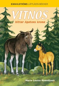 Vitnos hittar Agatons krona (inbunden)