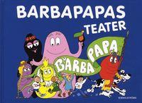 Barbapapas teater (kartonnage)