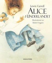 Alice i underlandet (inbunden)