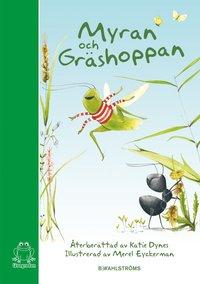Myran och gräshoppan (inbunden)