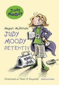 Judy Moody detektiv (inbunden)