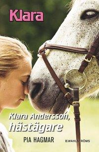Klara Andersson, h�st�gare (kartonnage)