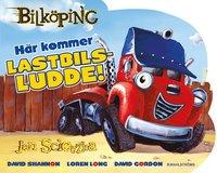 H�r kommer Lastbils-Ludde (kartonnage)