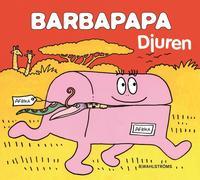 Barbapapa Djuren (kartonnage)