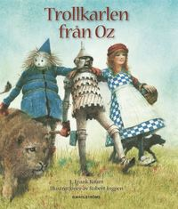 Trollkarlen fr�n Oz (inbunden)