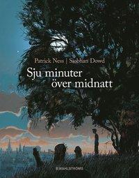 Sju minuter �ver midnatt (inbunden)
