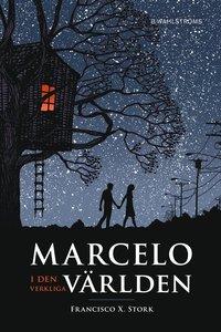 Marcelo i den verkliga världen (inbunden)