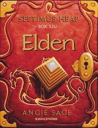 Septimus Heap. Bok 7, Elden (h�ftad)
