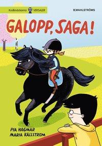 Galopp, Saga! (kartonnage)