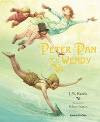 Peter Pan och Wendy (inbunden)