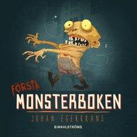 F�rsta monsterboken (kartonnage)